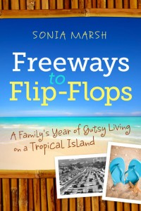 Freeway To Flip Flops by Sonia Marsh