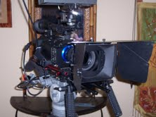 My husband's Sony F3 Camera