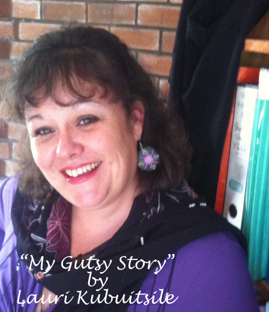 """My Gutsy Story"" by Lauri Kubuitsile"