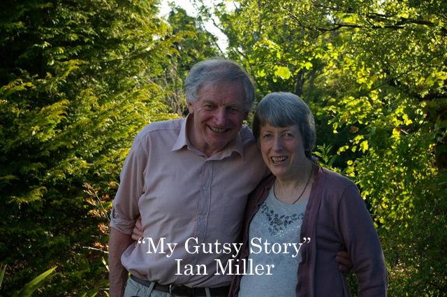 """""""My Gutsy Story"""" by Ian Miller"""