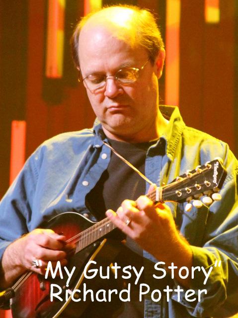 """""""My Gutsy Story"""" by Richard Potter"""