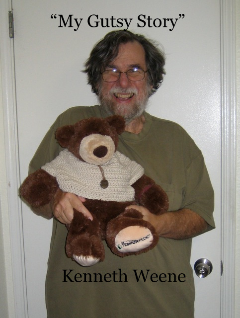 My Gutsy Story by Kenneth Weene