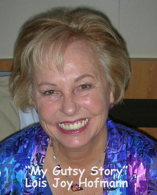 """My Gutsy Story"" by Lois Joy Hofmann"