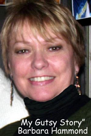 """My Gutsy Story"" by Barbara Hammond"