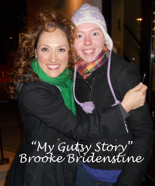 """My Gutsy Story"" by Brooke Bridenstine"