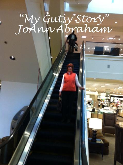"""My Gutsy Story"" by JoAnn Abraham"