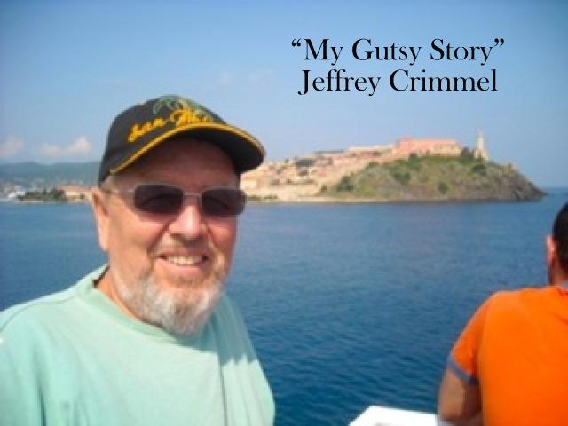 """""""My Gutsy Story"""" by Jeffrey Crimmel"""