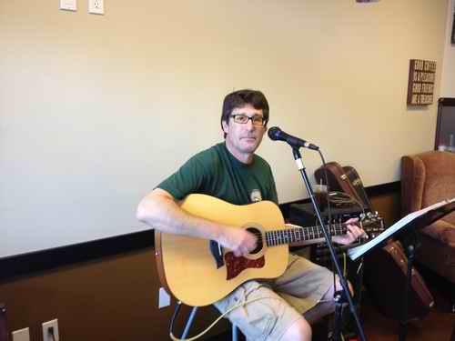 Bradley Weinholtz great musician and singer