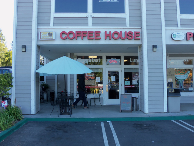 Cool Beans Coffee House, Mission Viejo, CA