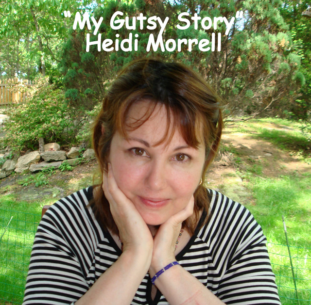 "Vote for your favorite August ""My Gutsy Story"""