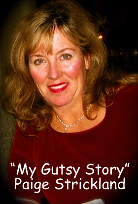 """""""My Gutsy Story"""" by Paige Strickland"""