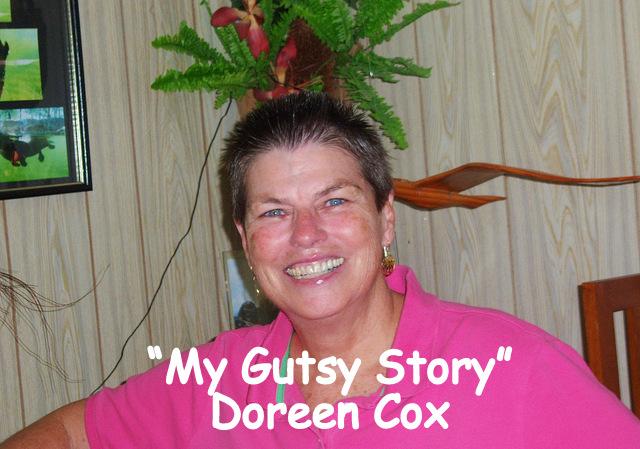 """My Gutsy Story"" Doreen Cox"