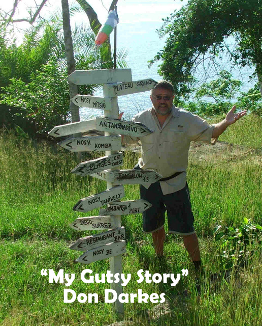 """My Gutsy Story"" by Don Darkes"