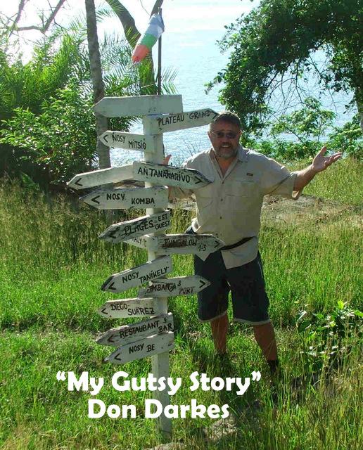 """My Gutsy Story"" by Don Darkes"