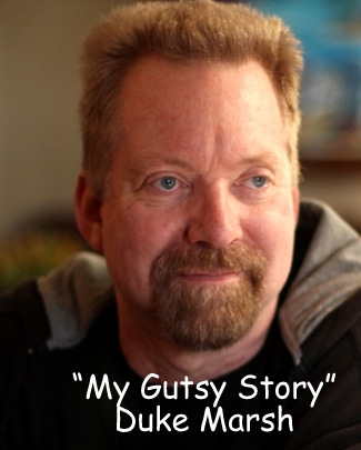 """My Gutsy Story"" by Duke Marsh"