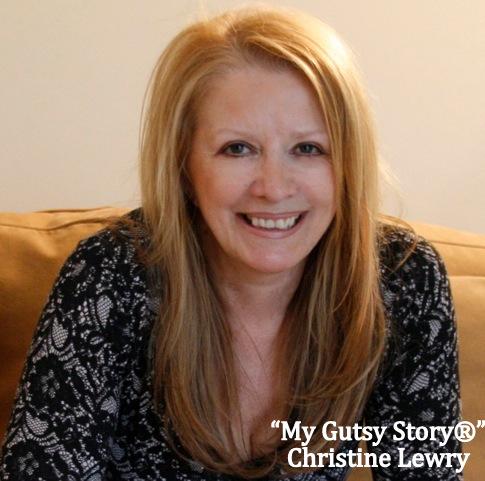 """My Gutsy Story®"" Christine Lewry"