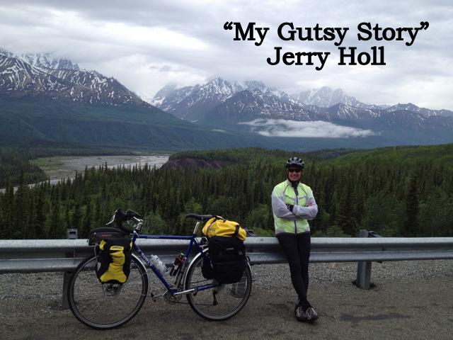 """""""My Gutsy Story"""" Jerry Holl"""
