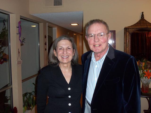 Madeline and Bob Sharples