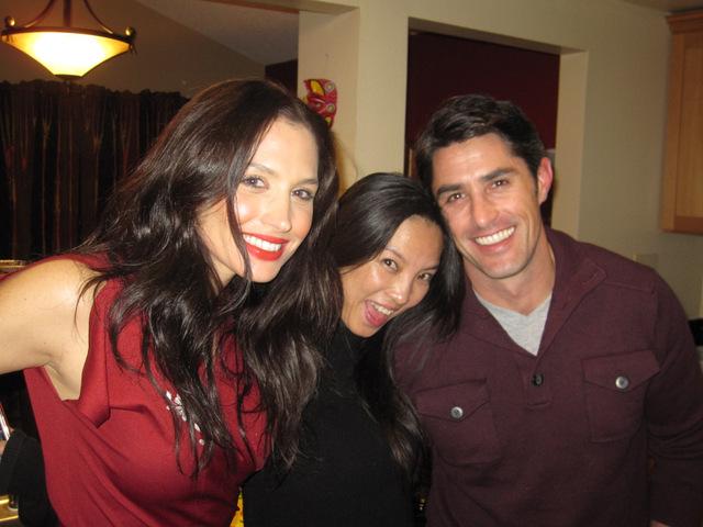 Nathalie, Coco and Jay