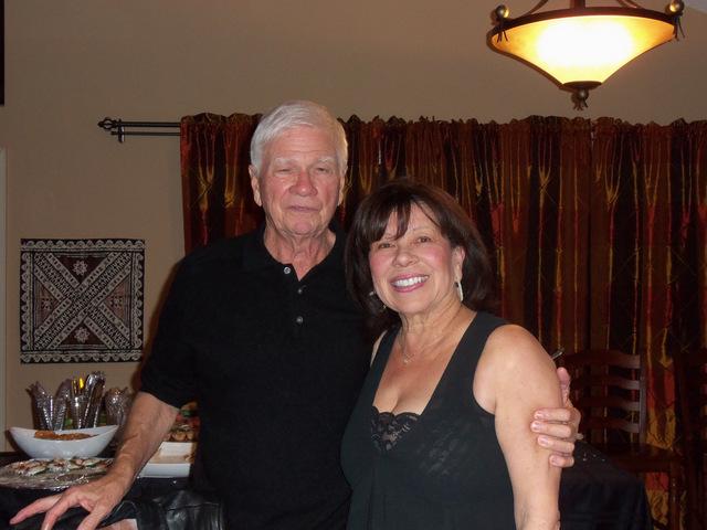 Tom Blake and Gretta