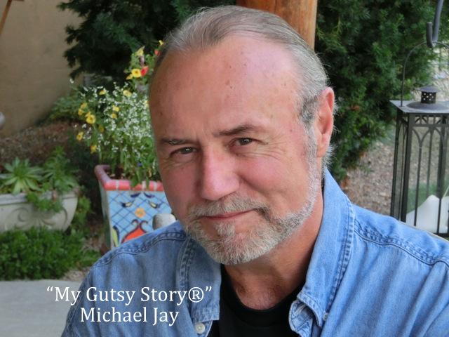 """My Gutsy Story®"" Michael Jay"