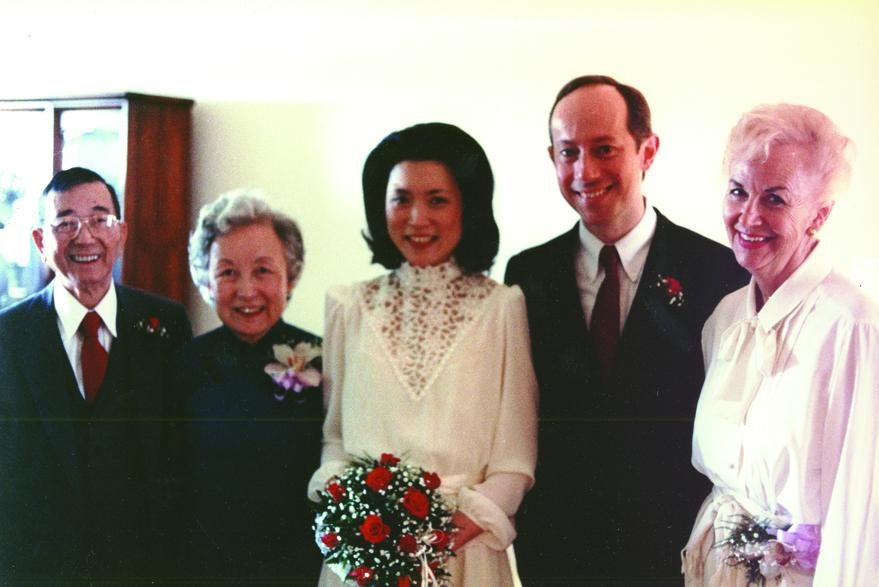 Doug Cooper wedding