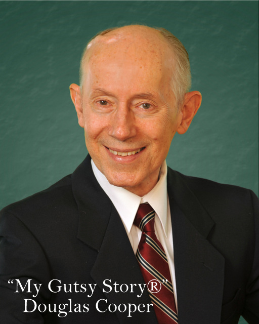 """My Gutsy Story®"" Douglas Cooper"