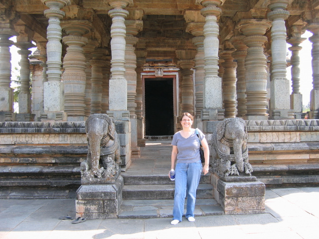 Sandra-Bornstein-Sandra Bornstein Temple Day Trip Parshvanatha and Shantinatha Basadis