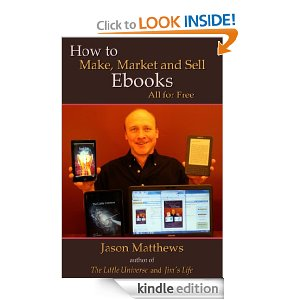 Jason Matthews How to Make, Market, e-book