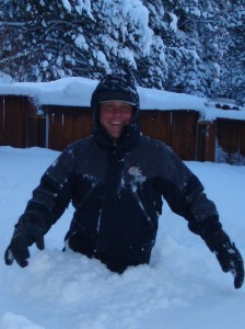 Jason Matthews big snow Truckee CA