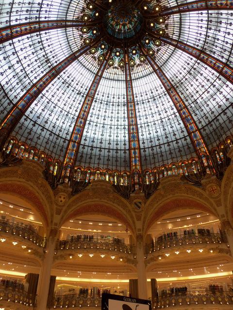 Paris, Musée du Parfum and Luxury Shopping