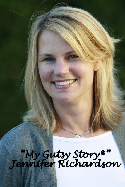 """My Gutsy Story®"" Jennifer Richardson"