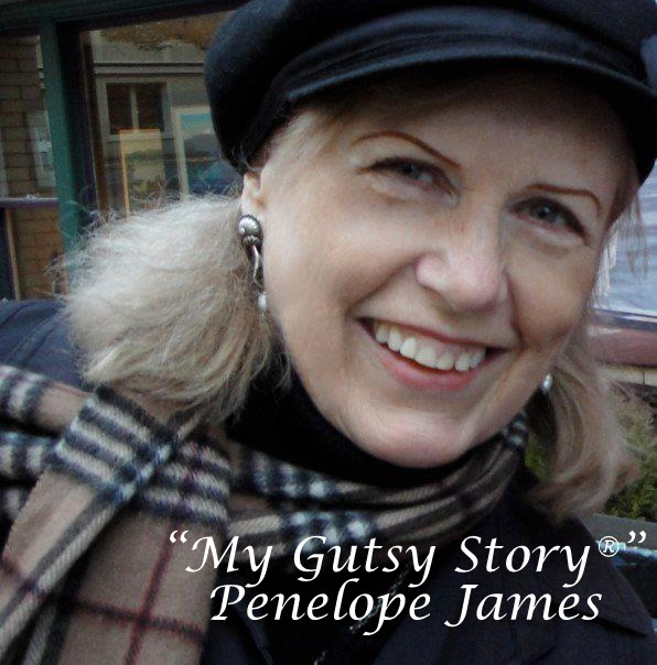 """My Gutsy Story®"" Penelope James"