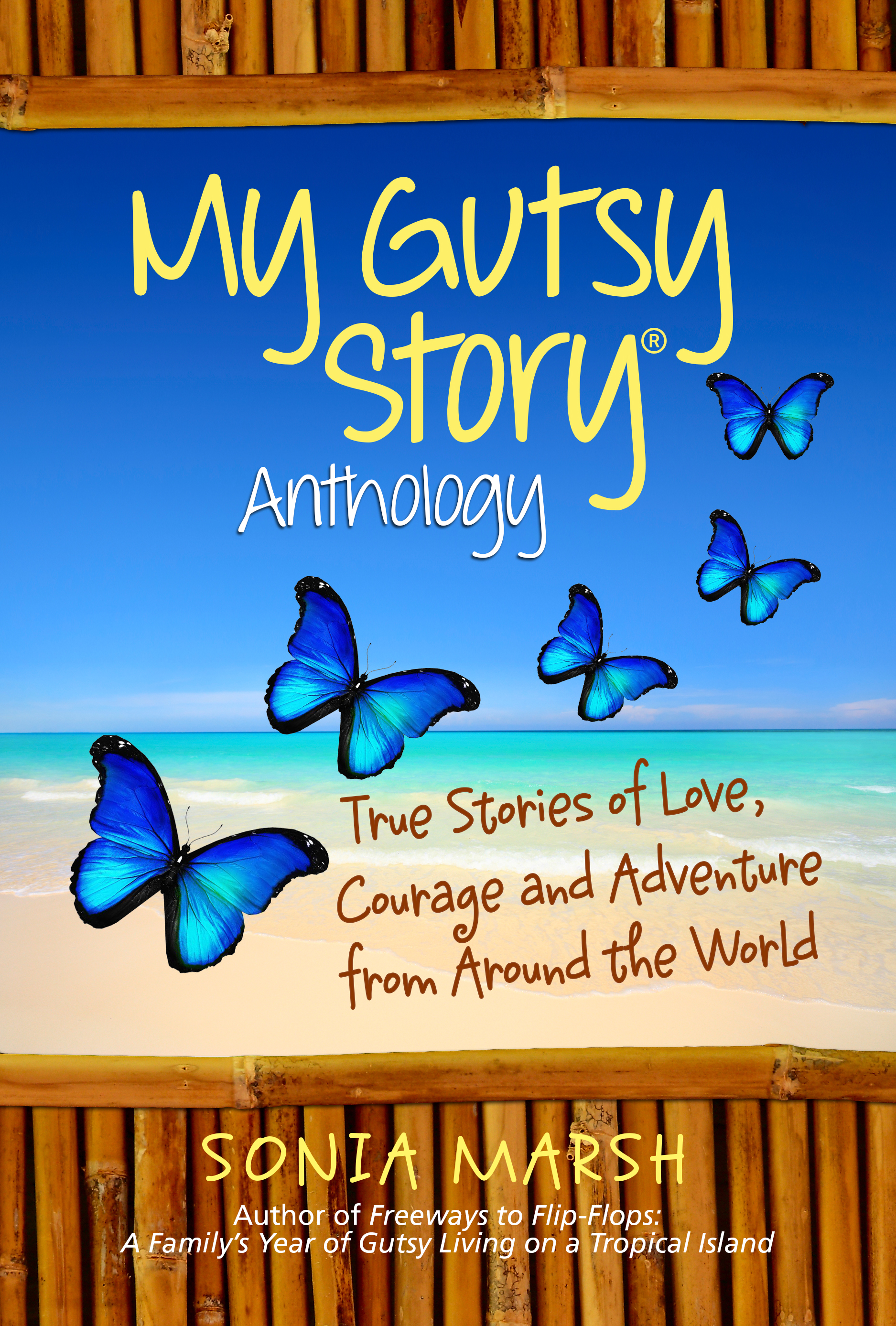 "Book Coverage : Winner of the june ""my gutsy story contest"