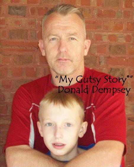 """""""My Gutsy Story®"""" Donald Dempsey"""