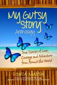 My Gutsy Story Anthology