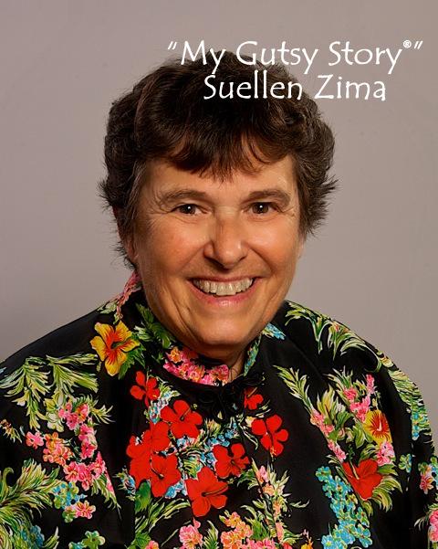 """""""My Gutsy Story®"""" Suellen Zima"""