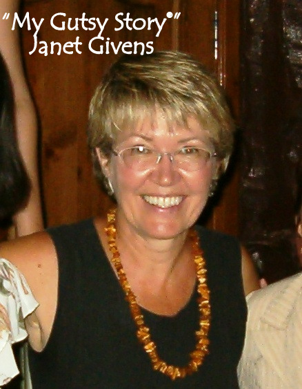 """My Gutsy Story®"" Janet Givens"