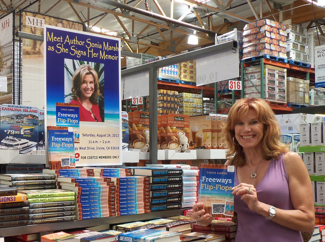 How To Get Your Book Into Costco