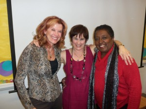 Sonia Marsh, DaleGriffiths Stamos Flora Brown at CWC-Long Beach