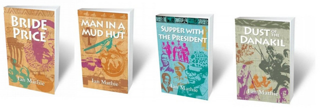 Ian Mathie - four books
