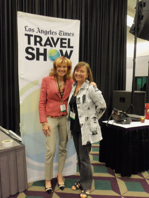 Get Paid as a Travel Blogger -LA Times Travel Show