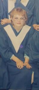 Leanne Dyck graduation