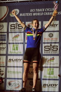 Susie Mitchell Podium-elation-Masters-2012