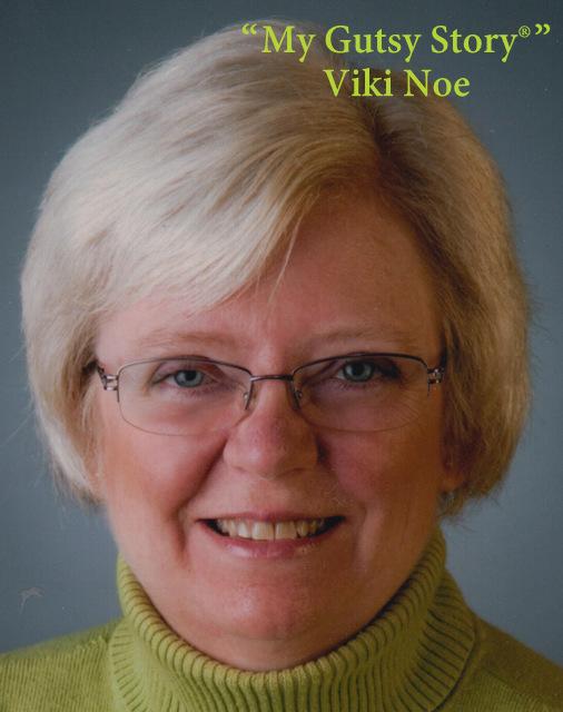 """Viki Noe says """"Gutsiness"""" is a Choice"""