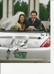 Nancy and Steve Wedding