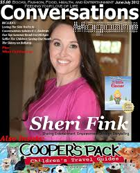 Sheri Fink on magazine cover