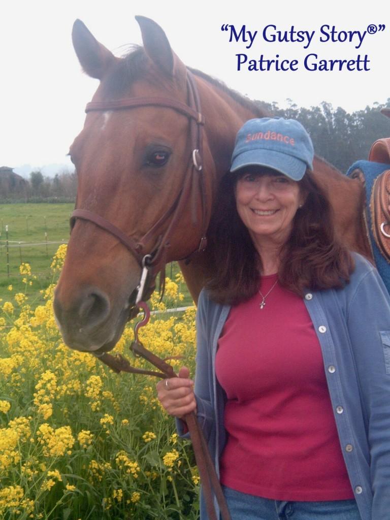"""Finding Heaven"" My Gutsy Story® – Patrice Garrett"