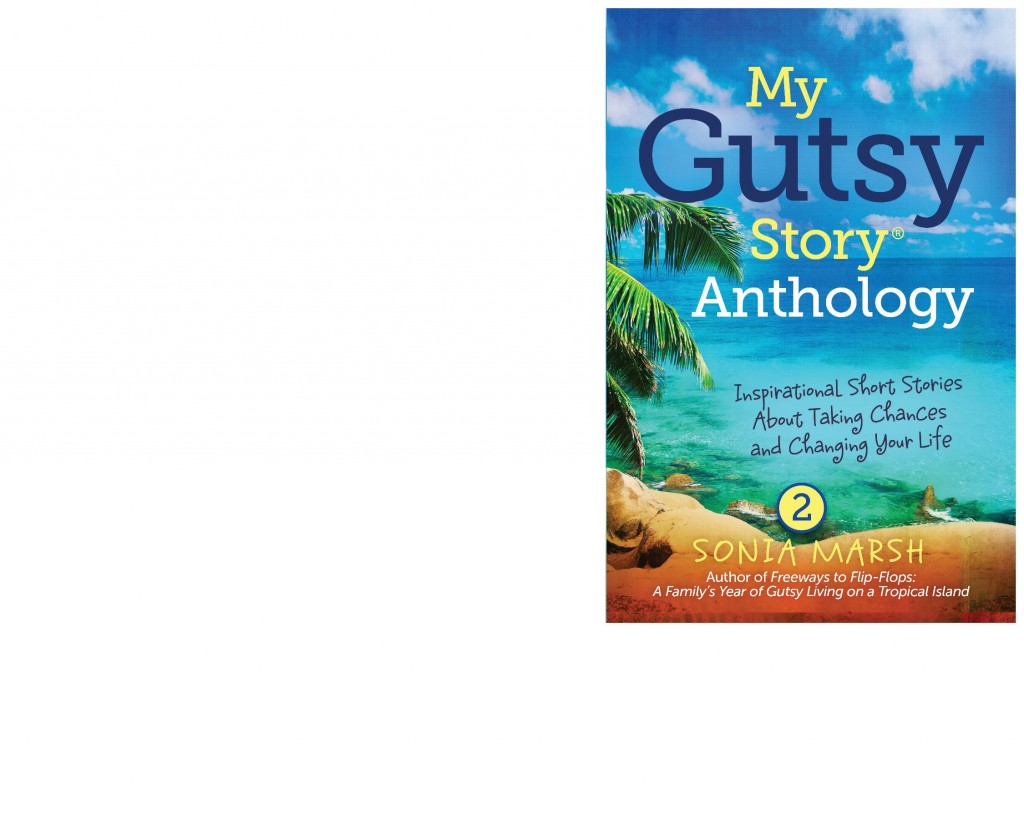 My Gutsy Story® Anthology Book Launch #2 with Ann Pulice