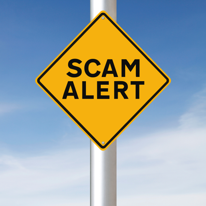 Authors: Beware of This Scam